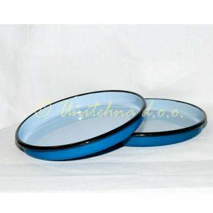 Klasična tepsija (plitka) – Plava